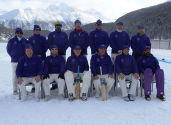 #COI Trophy debutants, Nomads & Gipsie XI