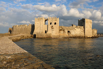 La Fortezza di Methoni