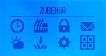 Husqvarna Automower Anzeige Display Zubehör