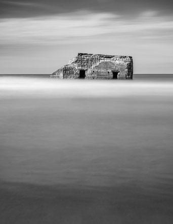 Bunker am Strand von Vigsø