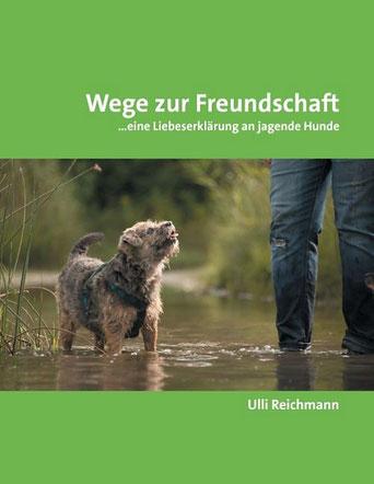 Buch Cover Ulli Reichmann - Wege zur Freundschaft