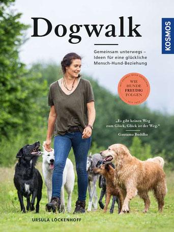 Buch Cover zu Dogwalk aus dem Kosmos Verlag