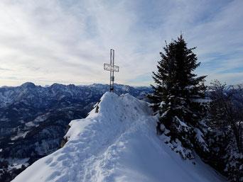 Spitzplaneck, Schneeschuhe, Kasberg