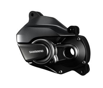 Die Sensorik im Shimano Steps E8000 sorgt für eine harmonische Kraftentfaltung