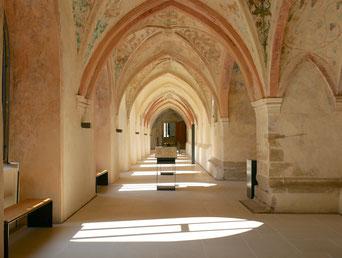 Kreuzgang im Kloster Dalheim (Foto: LWL/Buterus).