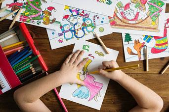 Foto: Ausmalbilder für Kinder