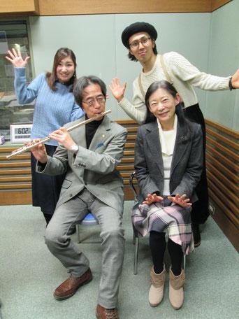 キャスターの北村有紗さん、ひとりぼっち秀吉さん