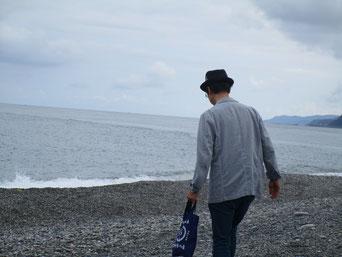 寅さん、日本海を行く?
