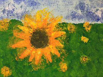 Auringonkukkia, Säde Savela