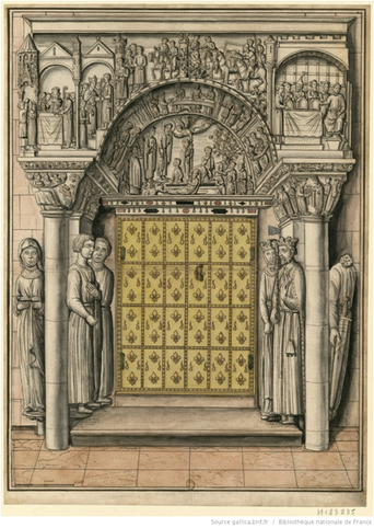 Portail Laon