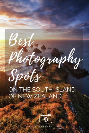 From famous beaches, picturesque lakes and weird geological features. Find out what the best photography spots on the South Island of New Zealand are! #NewZealand #photography #Landscape
