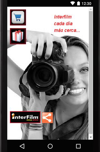 App del fotografo