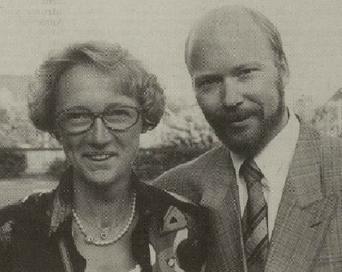 Margit og Sven 1992
