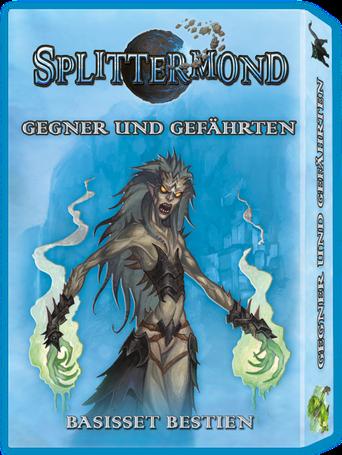 Splittermond: Kartenset Bestien