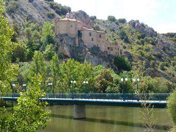 Ermita de San Saturio (Soria). Fuente: Ayuntamiento de Soria