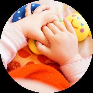 Babymassage Leboyer DGBM Barsinghausen Landringhausen Wennigsen Babykurs Massage