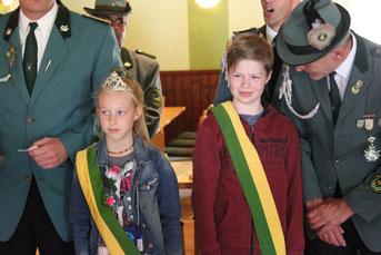 Jill Wöhlermann und Jannes Jirjahn