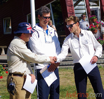 4th place - individual ranking - World Gliding Championship 2015