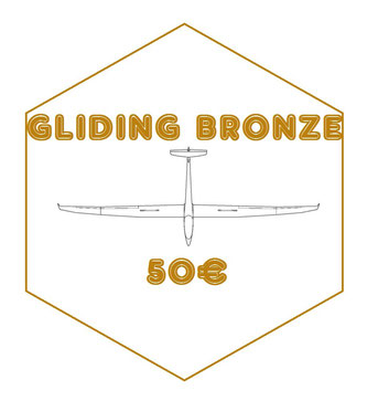 BRONZE : Pack 'GLIDING IVORY' + Autographed photo