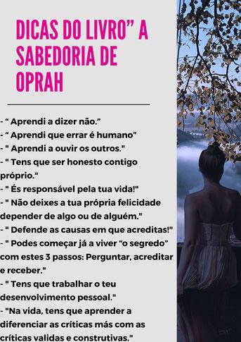 dicas oprah