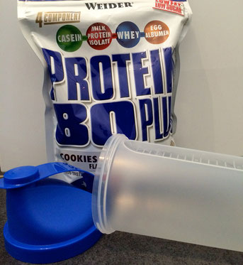 Weider Protein 500g Beutel