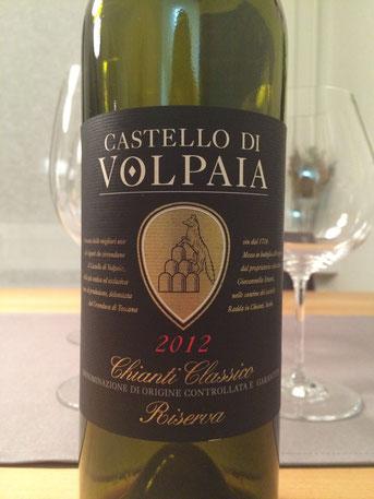 Castello di Volpaia, Chianti Classico, Riserva, 2012