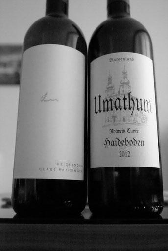 Preisinger, Heideboden, 2012 | Umathum, Haideboden, 2012