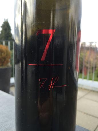 Nummer 7, Pinot Noir Selections, Weingut Stamm, 2008