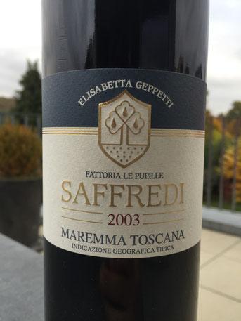 Saffredi by www.weinfanatic.ch