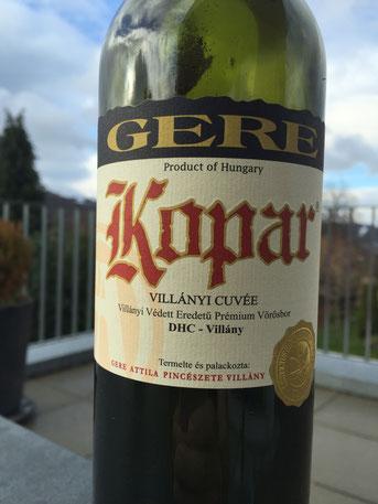 Kopar, Gere, 2006