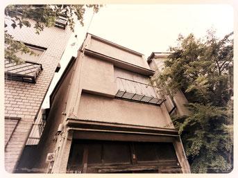 昭和27年の看板建築
