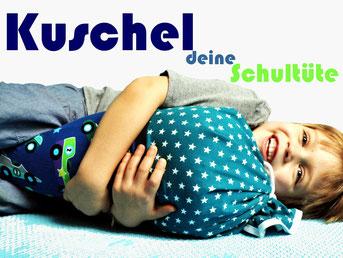 Bild: Kuschel deine Schultüte by AnfängerGlück
