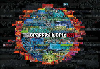 Graffiti World Calendar - UK version