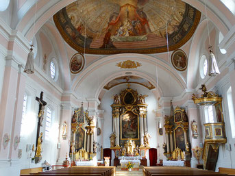 St. Josef, Allershausen