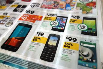 オーストラリアの格安携帯
