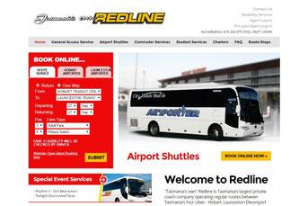 Redline ウェブサイト