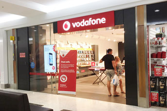 Vodafoneショップ