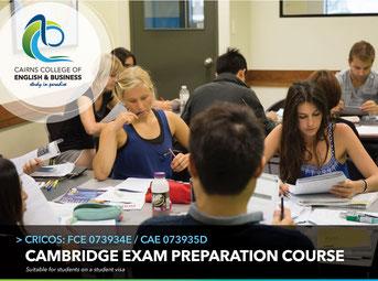 CCEB ケンブリッジ試験対策コース