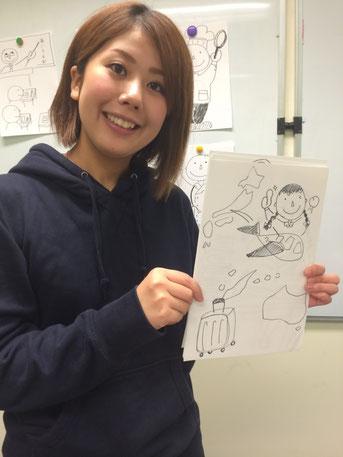 La Lingua Language School - 420時間日本語教師養成講座の受講生2