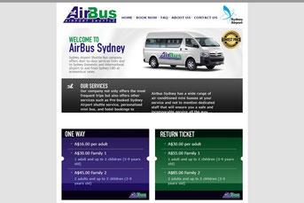 AirBus ウェブサイト