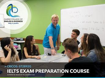 CCEB IELTS試験対策コース