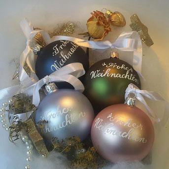 Bunte Weihnachten