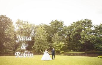Hochzeitsreportage Jana und Robin von Kassel Insel Siebenbergen bis Baunatal