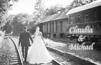 Die Hochzeitsreportage von Claudia und Michael in Bad Emstal