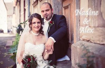 Hochzeitsreportage  von Nadine und Alex in Witzenhausen