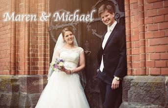 Die Hochzeitsreportage von Maren und Michael im Schloss Berlepsch