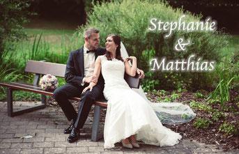 Die Hochzeitsreportage von Stephanie und Matthias in Bad Wildungen
