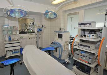 Anästhesie | Praxisklinik am Rothenbaum