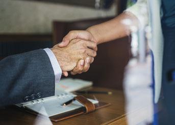 Personalberatung / Personalvermittlung, Partnerschaft, langfristige Kundenbeziehung, Teamwork, Nachhaltigkeit