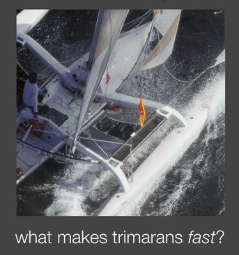 Link for publication what makes trimarans fast